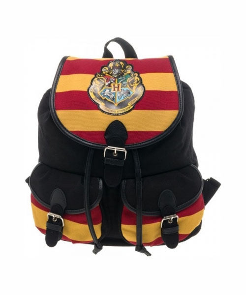 harry potter knapsack backpack anime remix. Black Bedroom Furniture Sets. Home Design Ideas