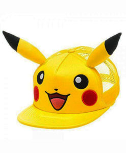pikachu cosplay hat