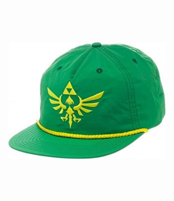 zelda triforce green hat