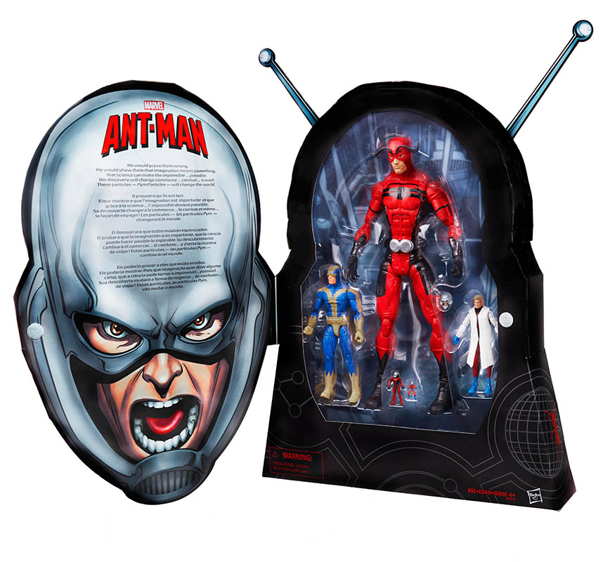 antman figure pack sdcc