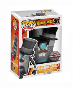 funko pop games borderlands gentleman claptrap 02