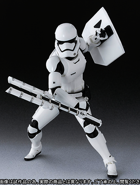 Bandai Star Wars The Force Awakens First Order