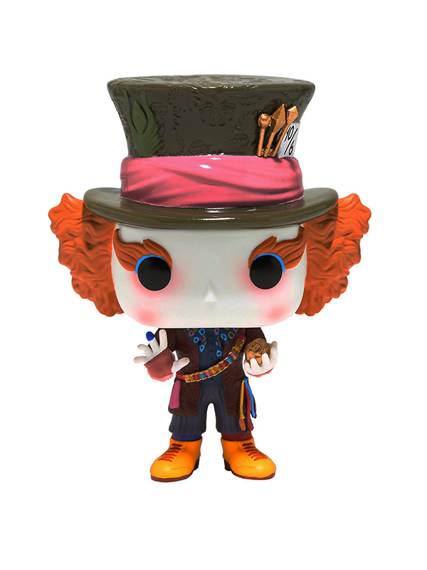 Pop Disney Alice Through The Looking Glass Mad Matter Hot