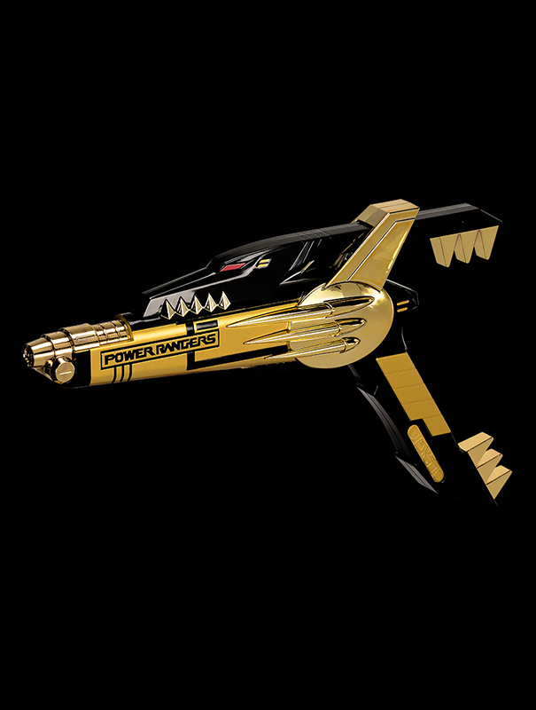 MIGHTY MORPHIN POWER RANGERS BLADE BLASTER LEGACY NEW GREAT WITH BATTLE SOUNDS