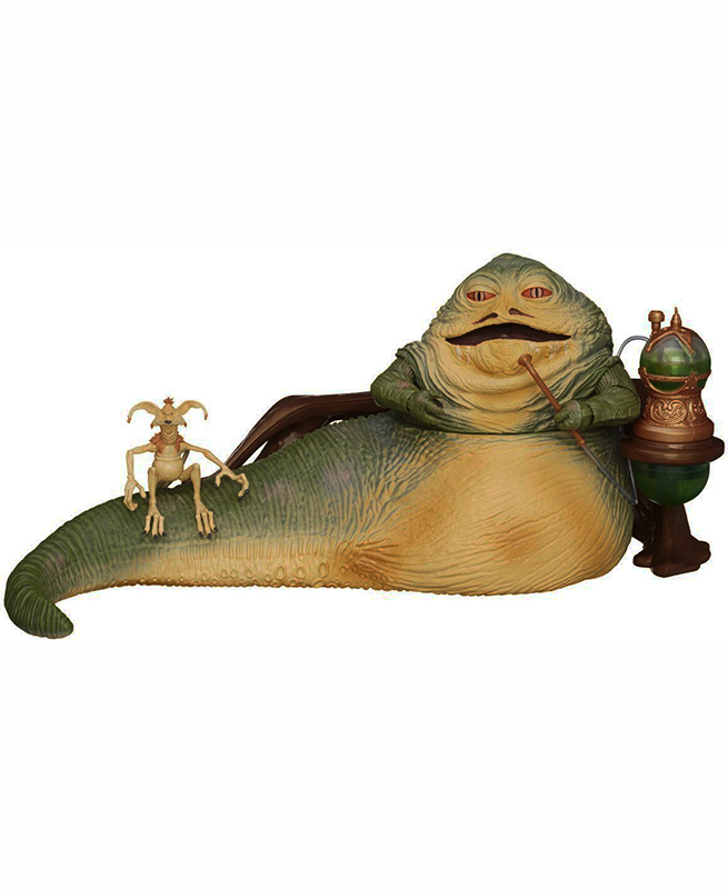 Hasbro Star Wars The Black Series Jabba the Hut SDCC