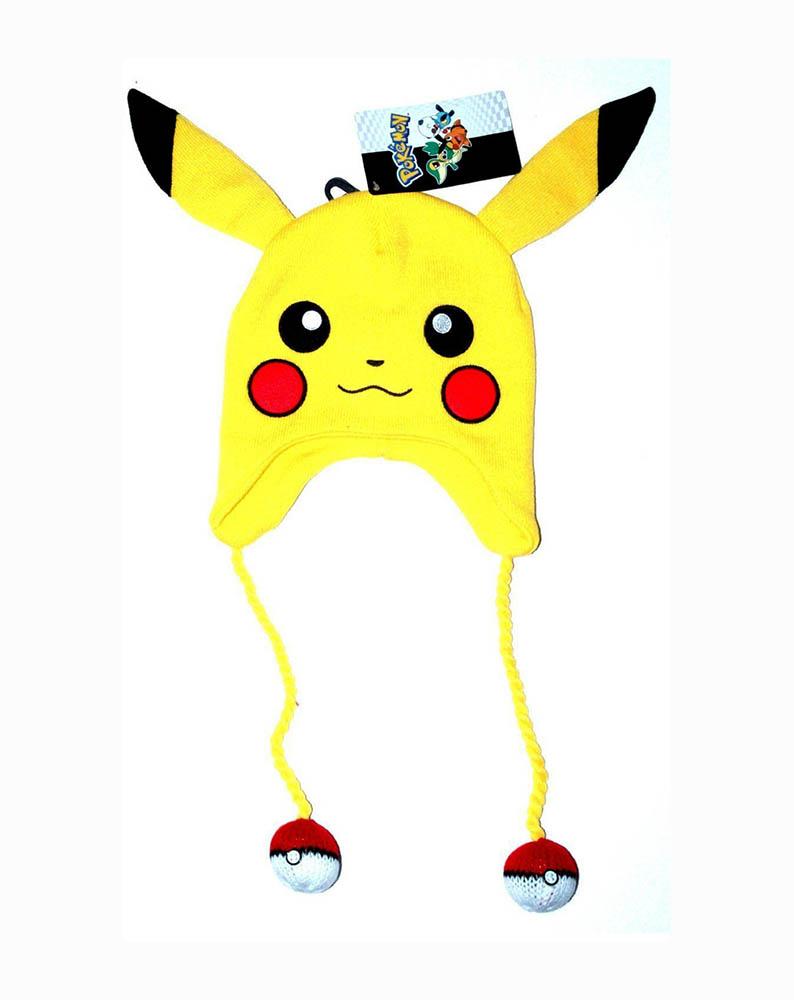 48d8bfa7e03 Beanie Pokemon Pikachu - Anime Remix