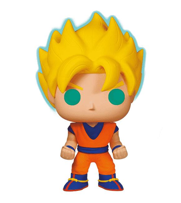 17dca3e708f Pop Animation Dragon Ball Z Super Saiyan Goku Entertainment Earth ...