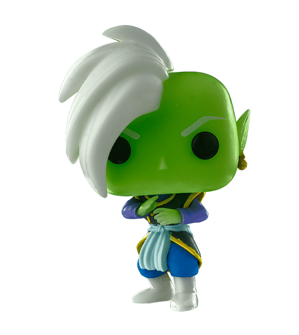 Pop Animation Dragon Ball Super Zamasu Glow In The Dark