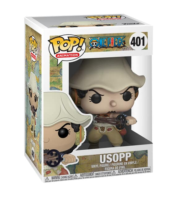 6dc59643ce6 Pop Animation One Piece Usopp - Anime Remix